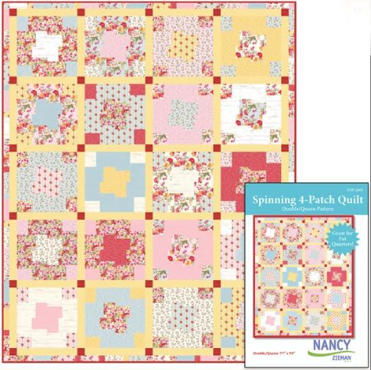 De coton Riley Blake Remember Main Cream tissu 0,5 m