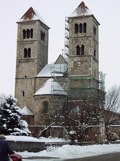 Basilica from Altenstadt