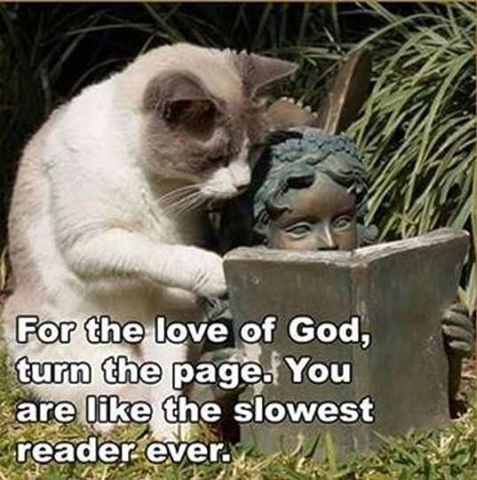slowest reader ever