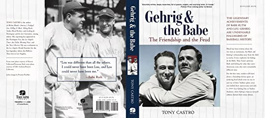 Gehrig and the Babe DUST JACKET