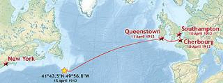 Titanic_voyage_map