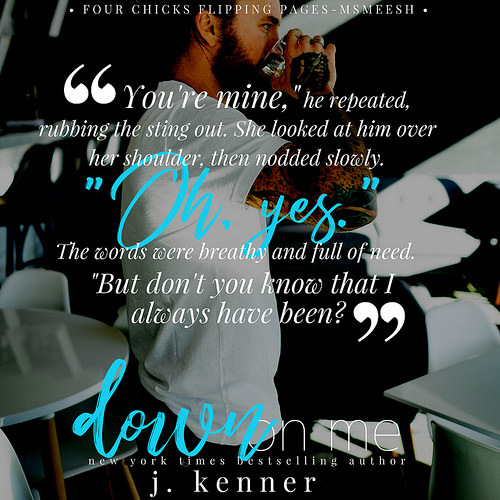 #DownOnYou_kenner