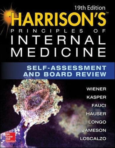 1259642887 downioad harrisons principles of internal medicine harrisons principles of internal medicine self assessment and board review 19th edition malvernweather Image collections