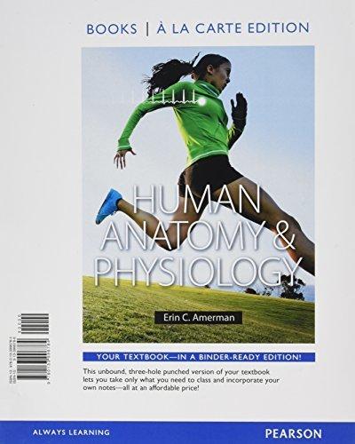 0134284070 - DownIoad Human Anatomy & Physiology, Books a la Carte ...
