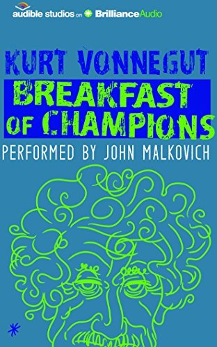 "the portrayal of a robotic society in kurt vonneguts breakfast champions A study of kurt vonnegut's novel ""breakfast of champions"" which portrays a prepackaged and robotic american society ""outline thesis: in breakfast of champions, kurt vonnegut portrays a prepackaged, robotic society, and an american culture plagued with despair, greed, and apathy."