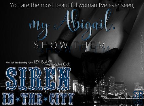 Siren in the City Teaser