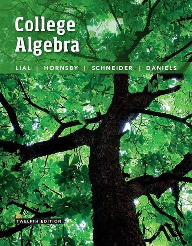 0134217454 - DownIoad College Algebra PDF/AUDIOBOOK By