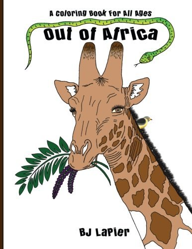 Download Link Out Africa Educational Coloring Bookpdf
