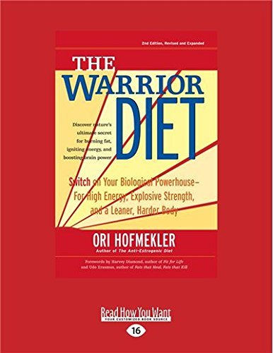 1525241354 downioad the warrior diet pdfaudiobook by ori the warrior diet malvernweather Image collections