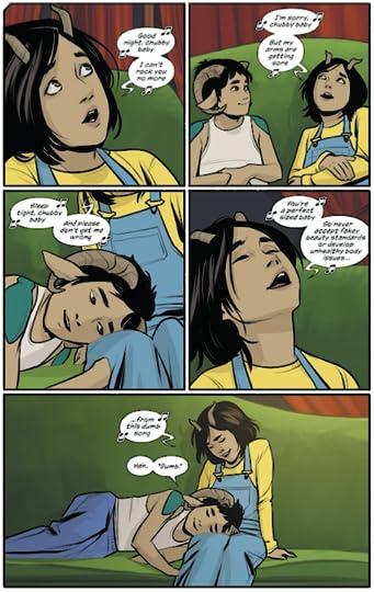 Saga, vol 8 2-- bookspoils