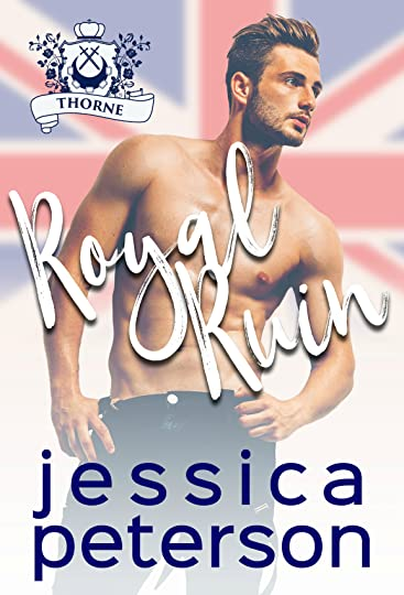 Royal Ruin Ebook Cover