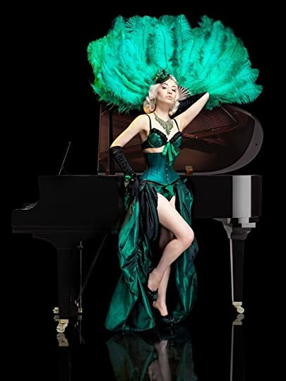 burlesque with a pianist
