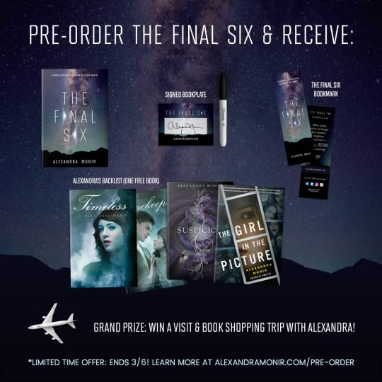 The Final Six: Pre-Order Offer