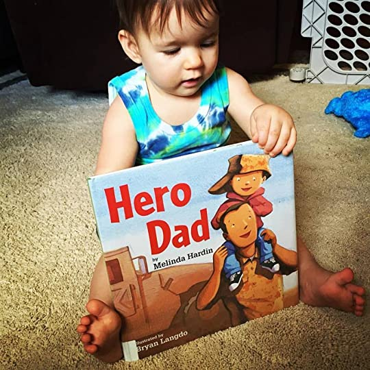 https://thebabybookwormblog.wordpress.com/2016/06/18/hero-dad-by-melinda-hardin/