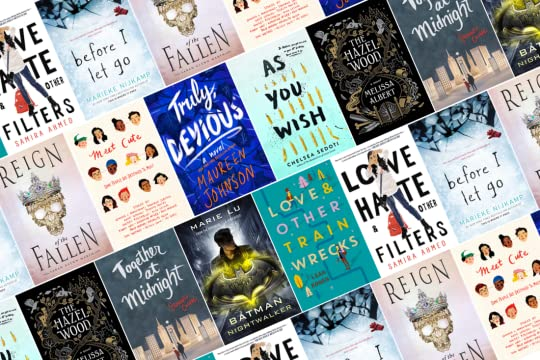 The YA Book Club - Book Recommendations: New Releases~ 2018 Showing
