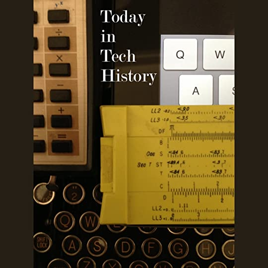 Today in Tech History logo