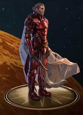 Iron Gold (Red Rising Saga, #4) by Pierce Brown