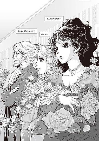 Manga Classics: Pride & Prejudice