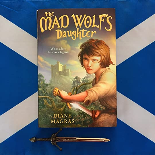 Mad Wolf's Daughter Author copy