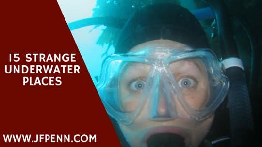 JF Penn scuba diving