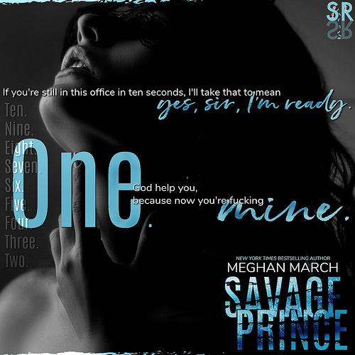Savage Prince Teaser