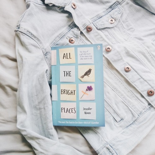 jennifer niven author of all the bright places