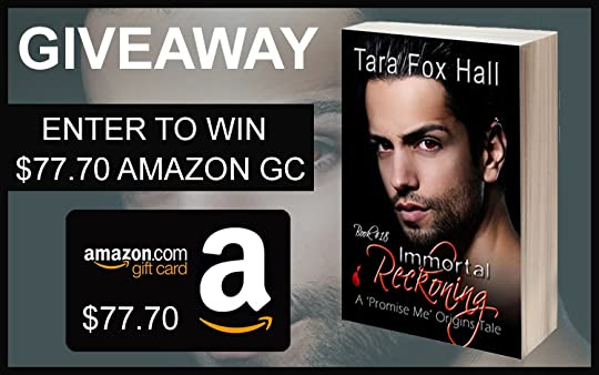 Immortal Reckoning Giveaway Graphic