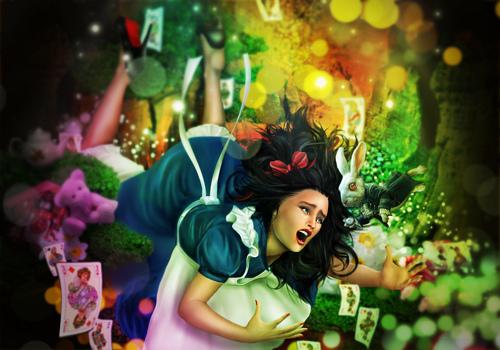 Sensual in Wonderland @__@