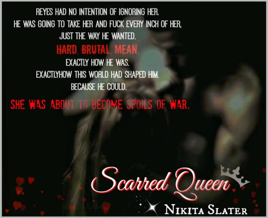 Scarred Queen The Queens 1 By Nikita Slater