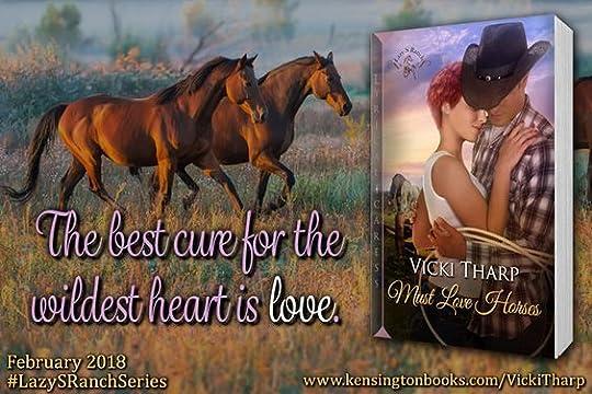must love horses vicki tharp