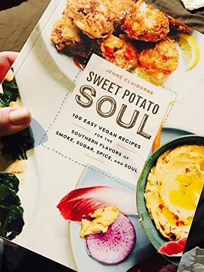 Sweet potato soul 100 easy vegan recipes for the southern flavors soul and failed to see that secondary tagline pointing out the 100 recipes contained inside the book were all going to be vegan forumfinder Gallery