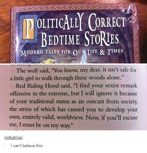 Politically correct bedtime stories by james finn garner description stopboris Gallery