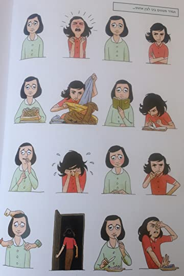 Anne Frank's Diary- The Graphic Diary 3-- bookspoils
