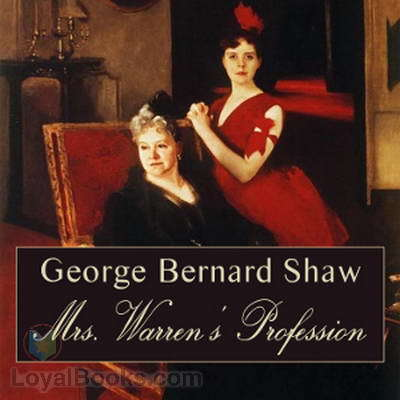 "immoral men in mrs. warrens proffession essay Mrs warren's profession controversial us opening   vivie has made friends  with frank, a young man who lives nearby and  an essay entitled ""the  quintessence of ibsenism""  immorality, shaw conveys that morality, like  immorality, is."