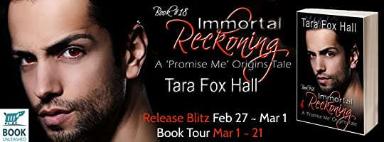 Immortal Reckoning Tour Graphic