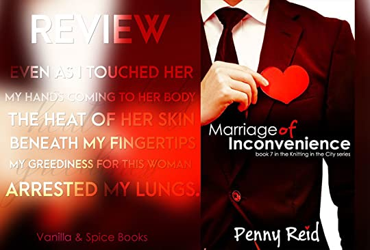 Knitting In The City Vk : Marriage of inconvenience by penny reid