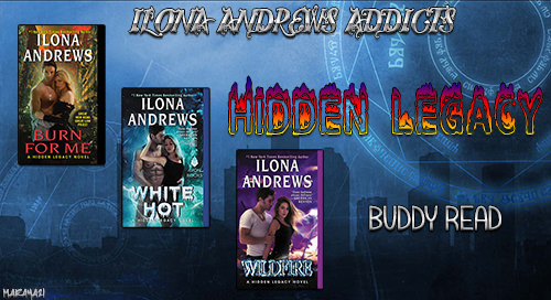 Read White Hot Hidden Legacy 2 By Ilona Andrews