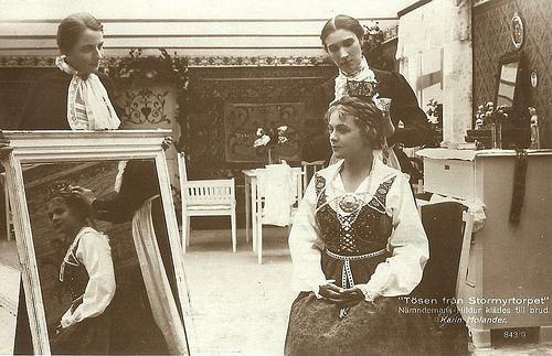 Karin Molander in Tösen från Stormyrtorpet (1917)