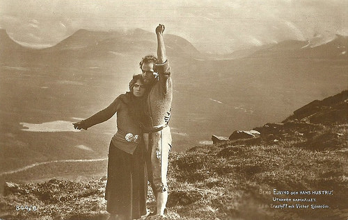 Berg-Ejvind och hans hustru/The Outlaw and His Wife (1918)
