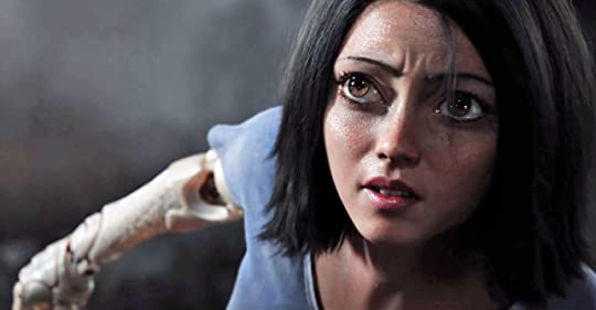 Image result for battle angel alita james cameron