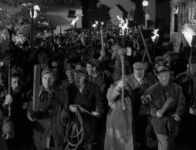 Lynching mob