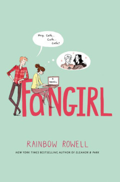 Image result for fangirl by rainbow rowell