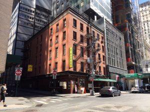RJ Scott, Halligans, New York