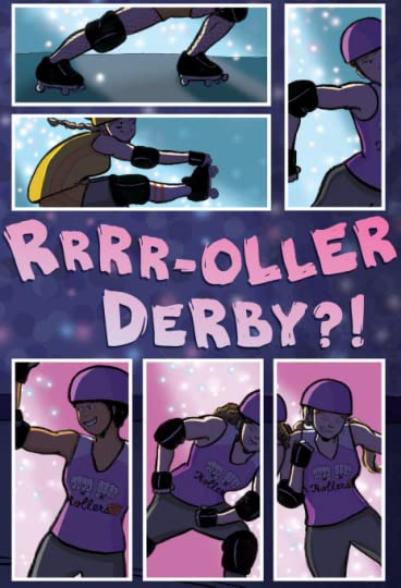 Roller Girl 1-- bookspoils