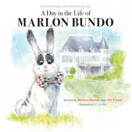Image result for john oliver marlon bundo