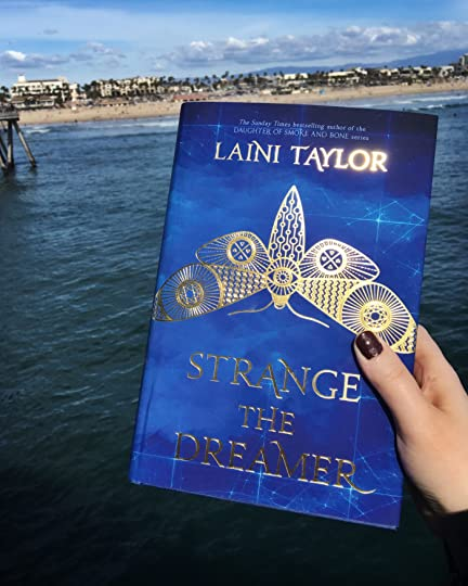 Strange the dreamer strange the dreamer 1 by laini taylor this is still such a masterpiece i reread this during my spring break in california and it was nothing short of perfection all over again fandeluxe Choice Image