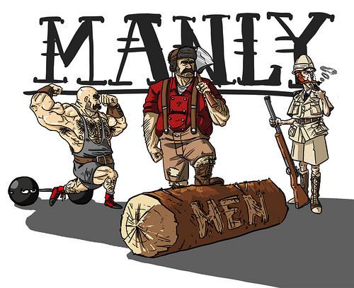 manly-men
