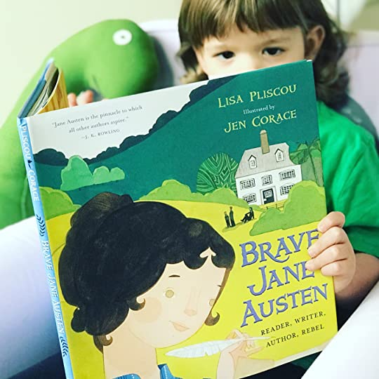 https://thebabybookwormblog.wordpress.com/2018/03/24/brave-jane-austen-reader-writer-author-rebel-lisa-pliscou/