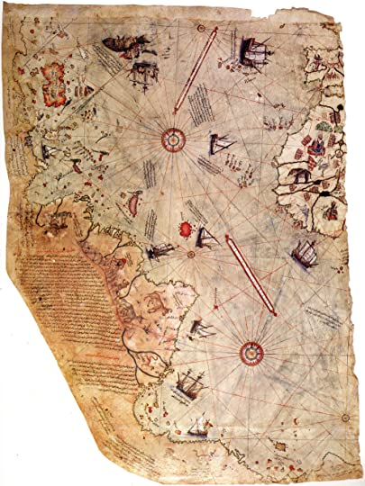 Piri Reis' map