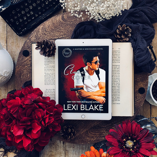 Close Cover by Lexi Blake